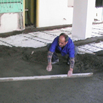 Yerden Isıtma Sistemleri - Axem Yerden Isıtma Şap Katmanı