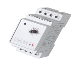 Yerden Isıtma Sistemleri - Axem Kar Buz Eritme Devireg 330 Termostat