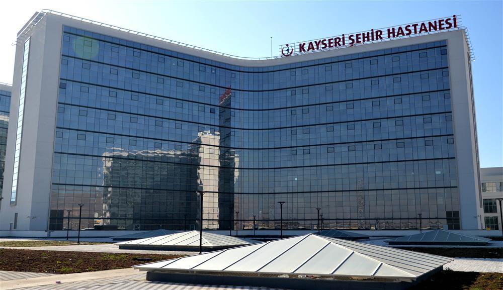 Kayseri Bölge ve Şehir Hastanesi