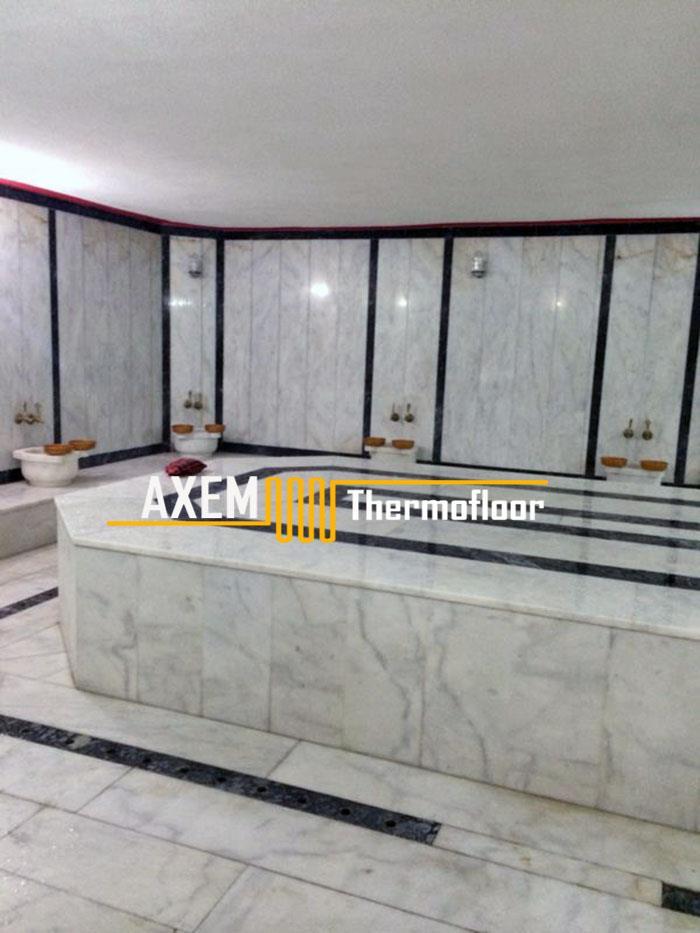 Sarıoğlu Tesisleri - Hamam Isıtma Sistemleri - Yahyalı Kayseri