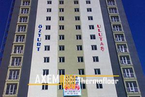Özyurt İnşaat Apartmanı- Kalorimetre Sistemi - Kayseri