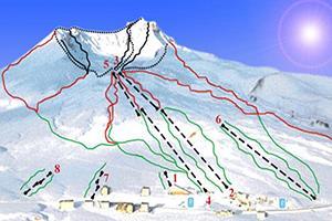 Erciyes Master Planı - Yerden Isıtma Sistemi - Kayseri