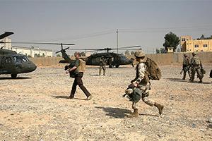 Irak ABD Askeri Üssü - Yerden Isıtma Sistemi - 24,1 KW - Irak