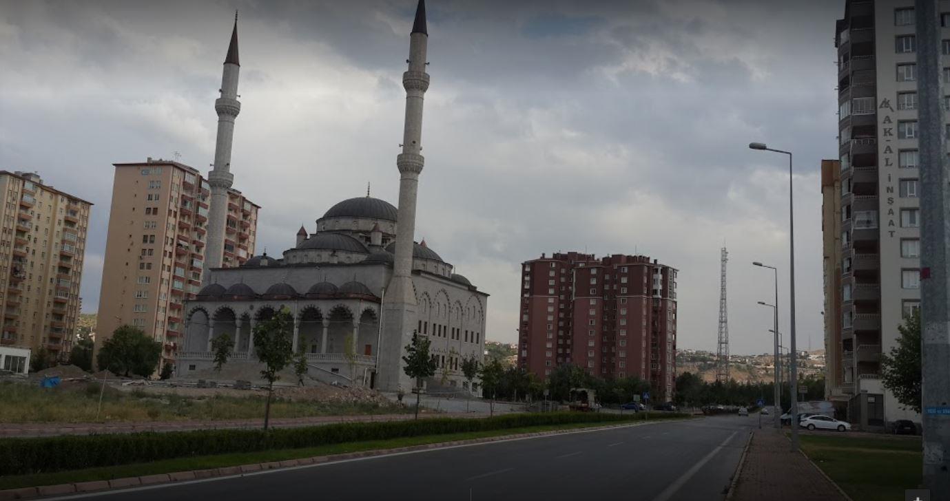Mevlana Cami - Kayseri