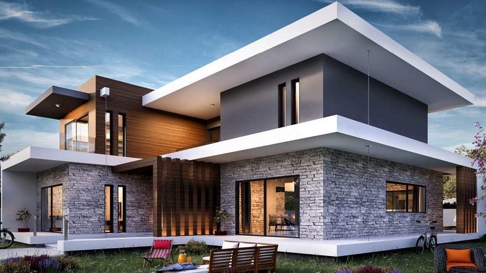 Villa - Sır yapı