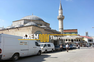 Sivas Kangal Camii
